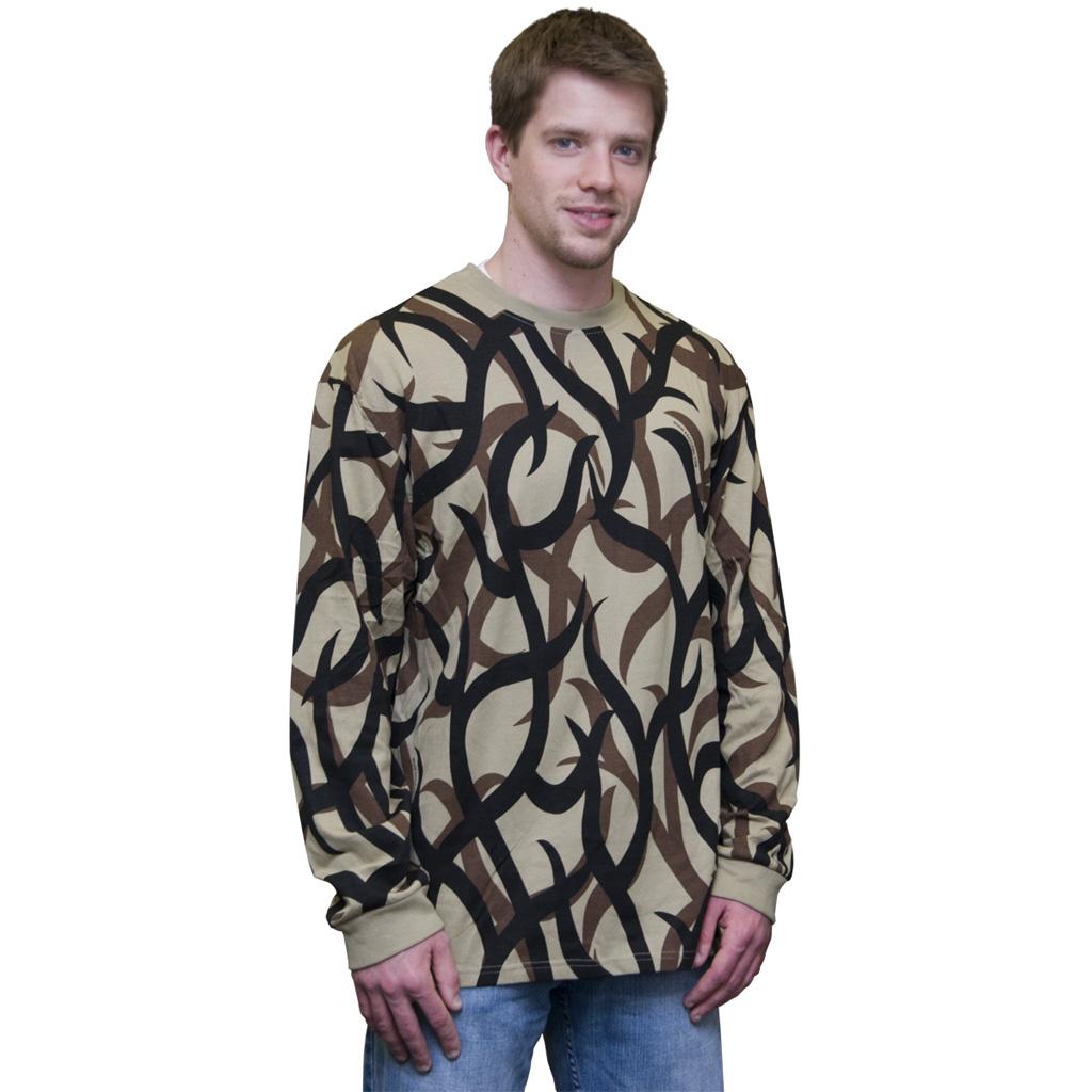 ASAT Long Sleeve T-Shirt  <br>  Large