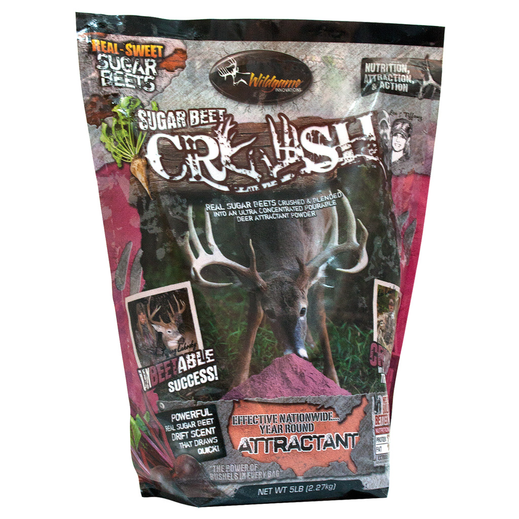 Wildgame Sugar Beet Crush  <br>  Attractant 5 lbs.