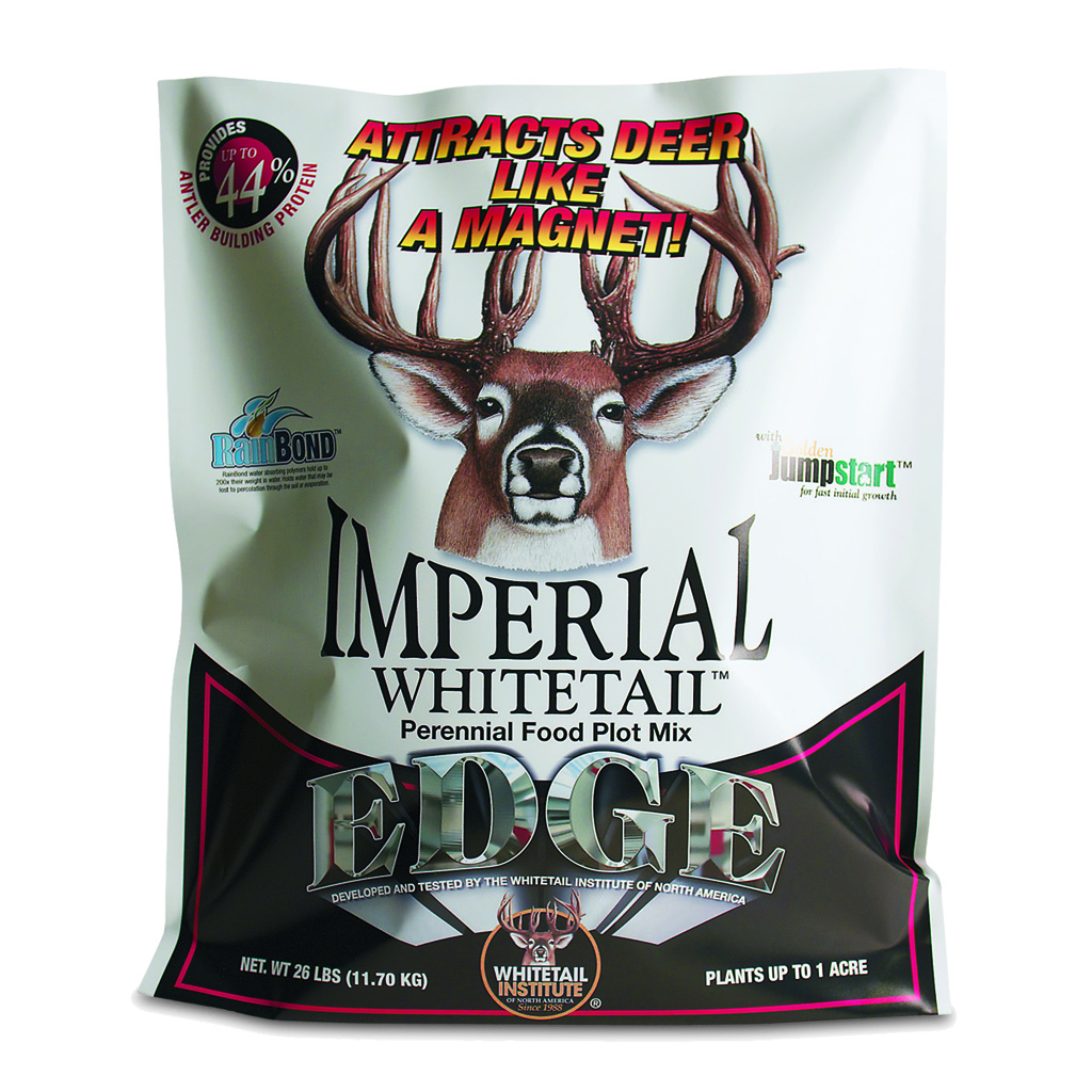 Whitetail Institute Imperial  <br>  Edge Forage Blend 6.5 lb.