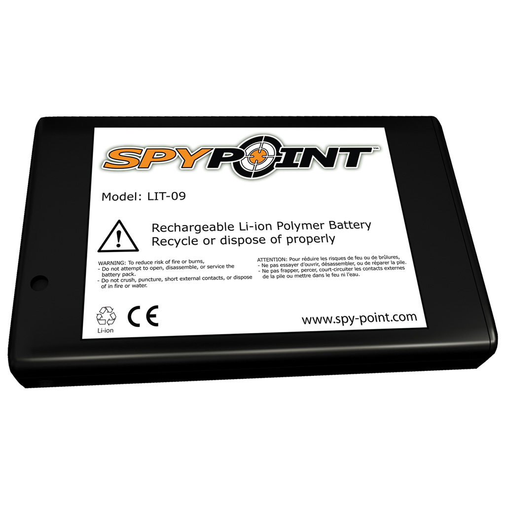 SpyPoint Lithium Battery Pack  <br>