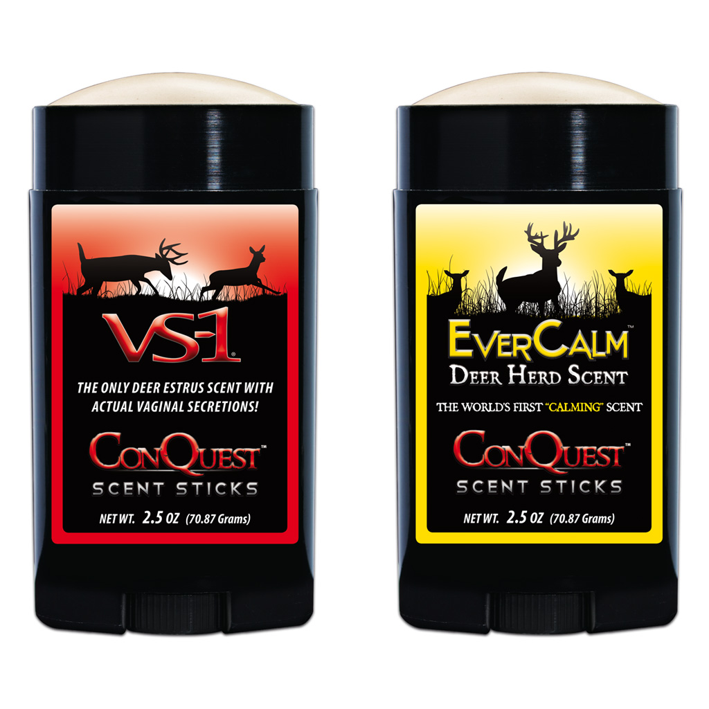 ConQuest EverCalm Scent Stick  <br>  Hunters Pack EverCalm/VS-1