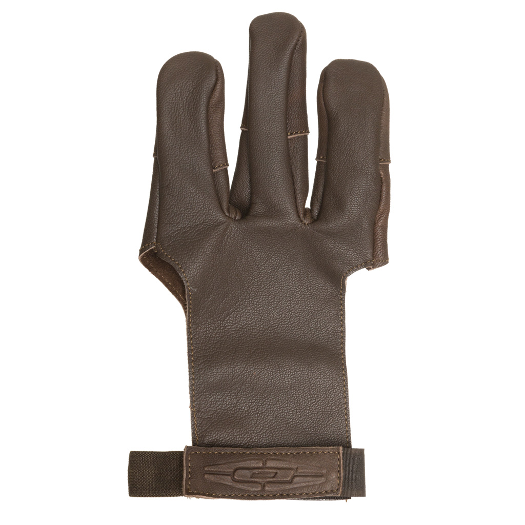 Damascus Doeskin Shooting Glove  <br>  Large RH/LH