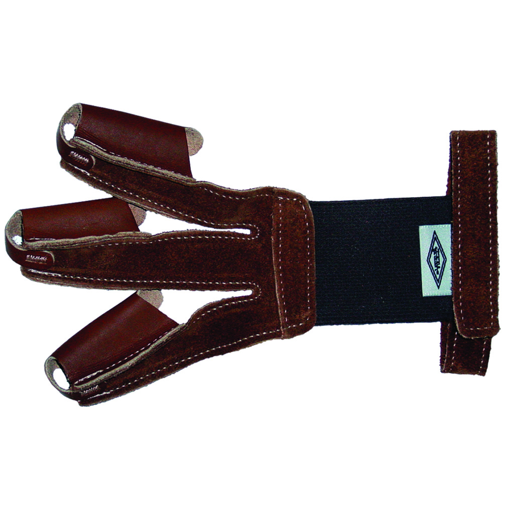 Neet FG-2H Shooting Glove  <br>  Calf Hair Tips Large