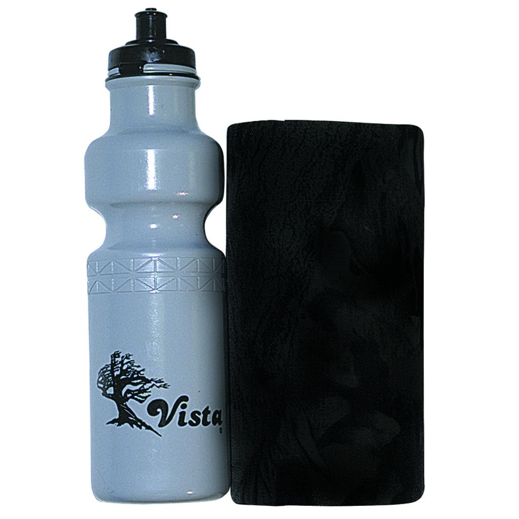 Vista Water Bottle w/Carrier  <br>  28 oz.