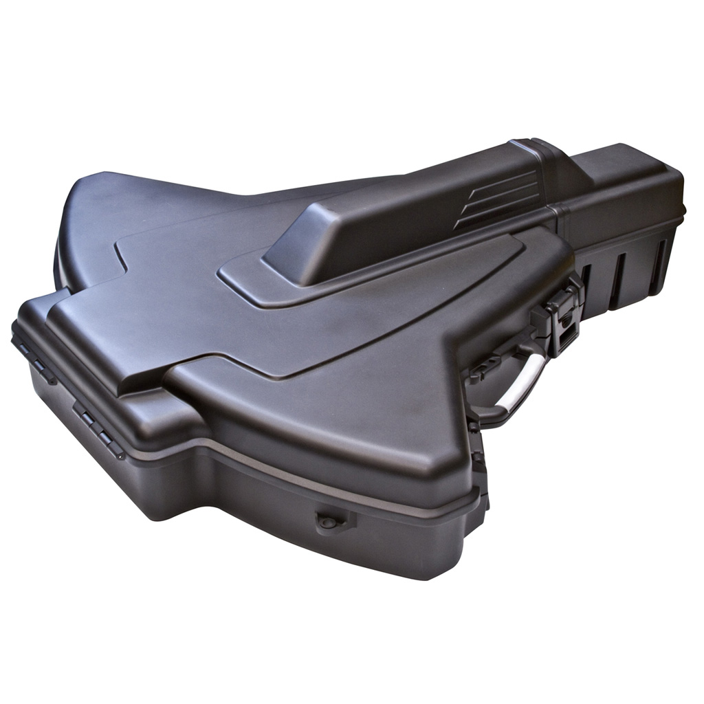 Plano Manta Crossbow Case  <br>  Black