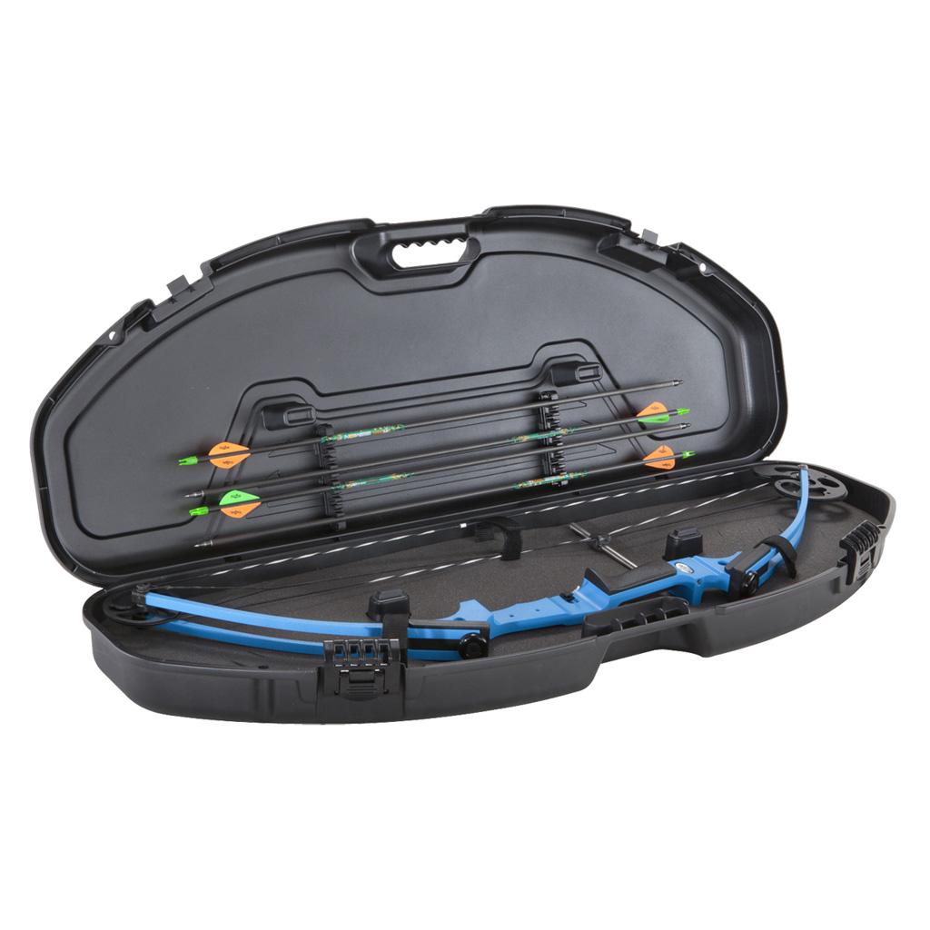 Plano Ultra Compact Bow Case  <br>  Black