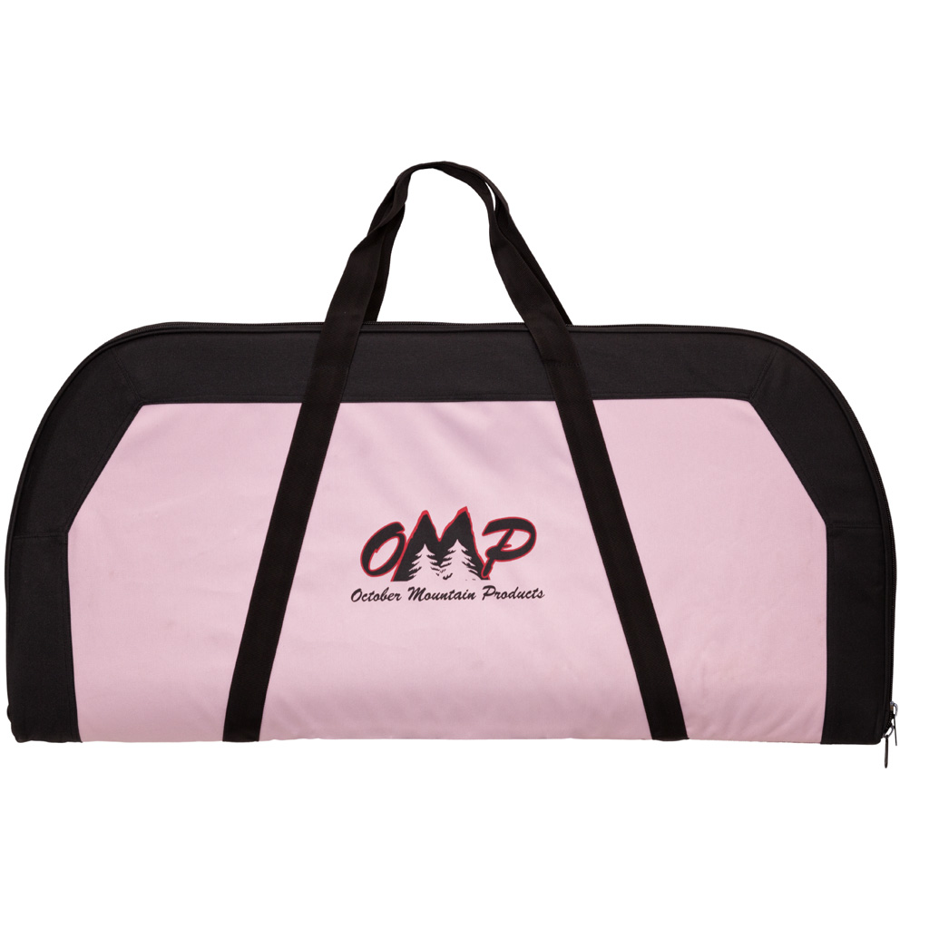 October Mountain Bow Case  <br>  Pink 36 in.