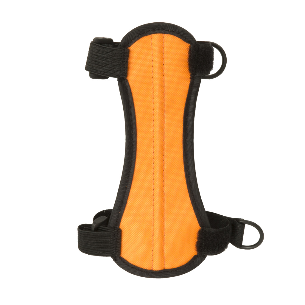 October Mountain Arm Guard  <br>  Orange