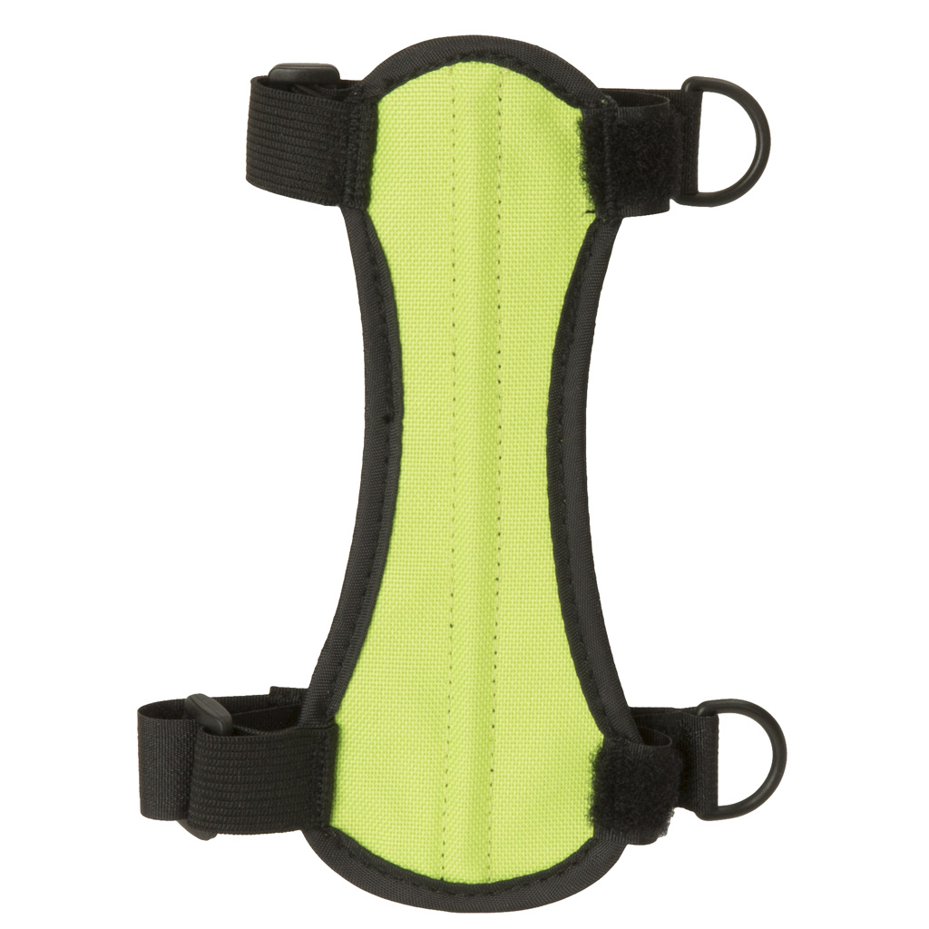 October Mountain Arm Guard  <br>  Chartreuse