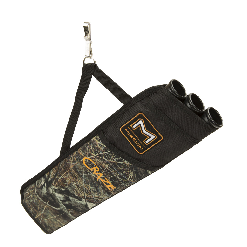 October Mountain Mission Craze Hip Quiver  <br>  Lost AT RH/LH