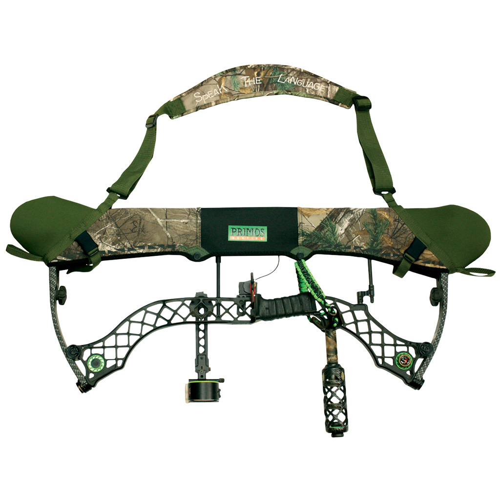 Primos Neoprene Bow Sling  <br>  Realtree Xtra