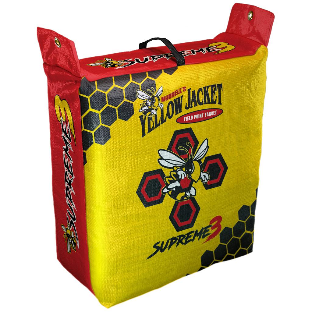 Morrell Yellow Jacket Supreme 3 Bag Target  <br>