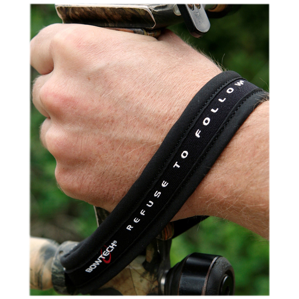 Outdoor Prostaff Wrist Sling  <br>  Bowtech Refuse to Follow