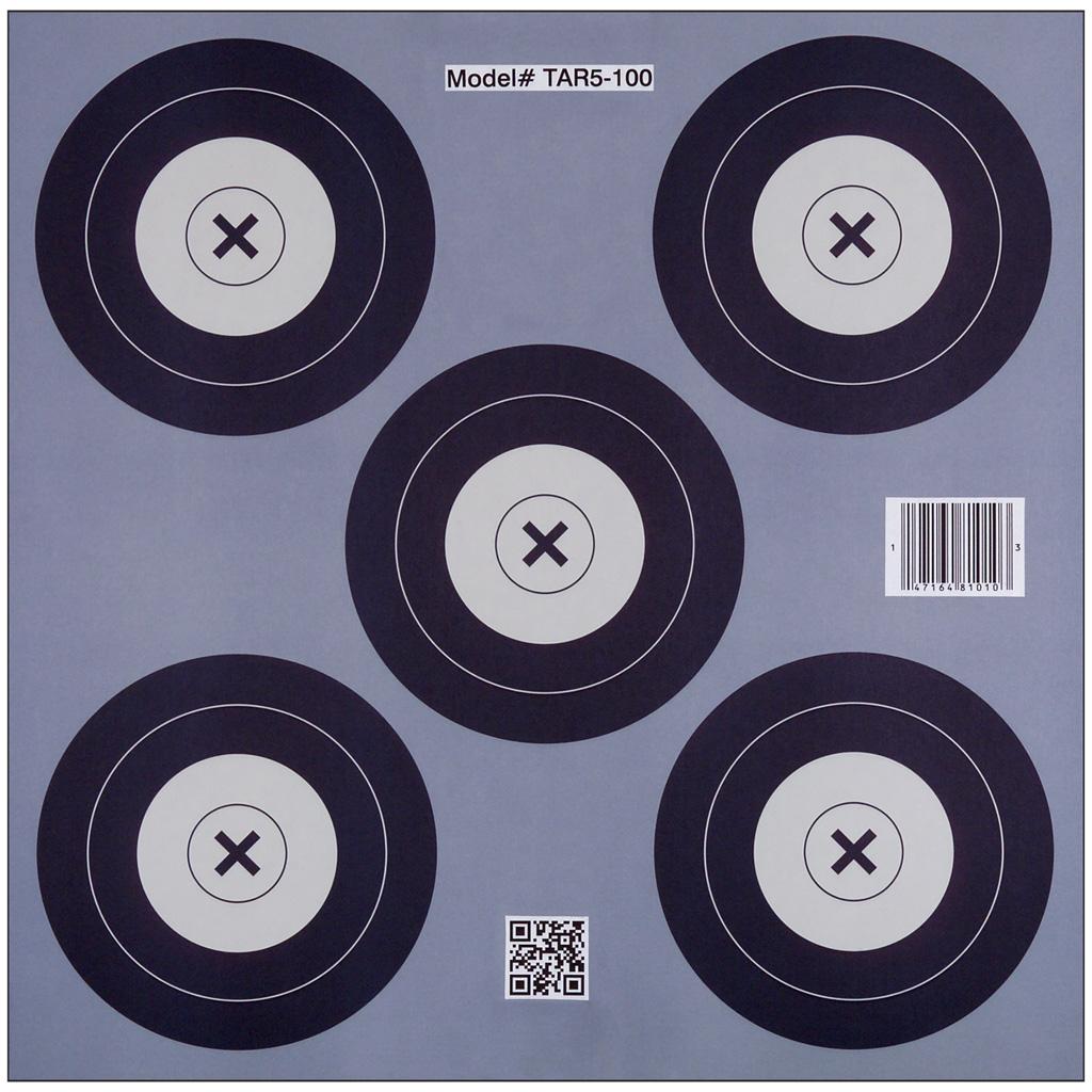 30-06 5 Spot Targets  <br>  100 pk.