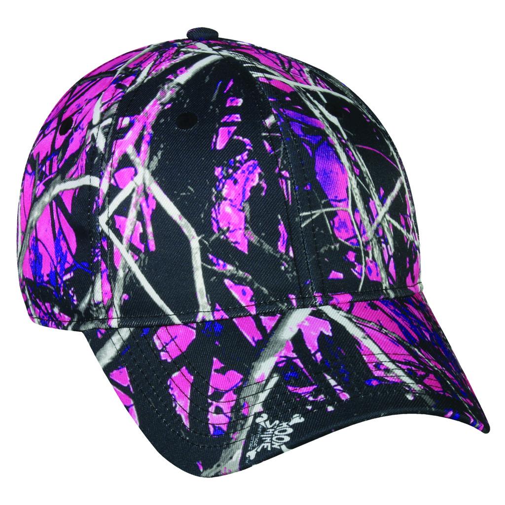 Outdoor Cap Mid Profile Hat  <br>  Muddy Girl