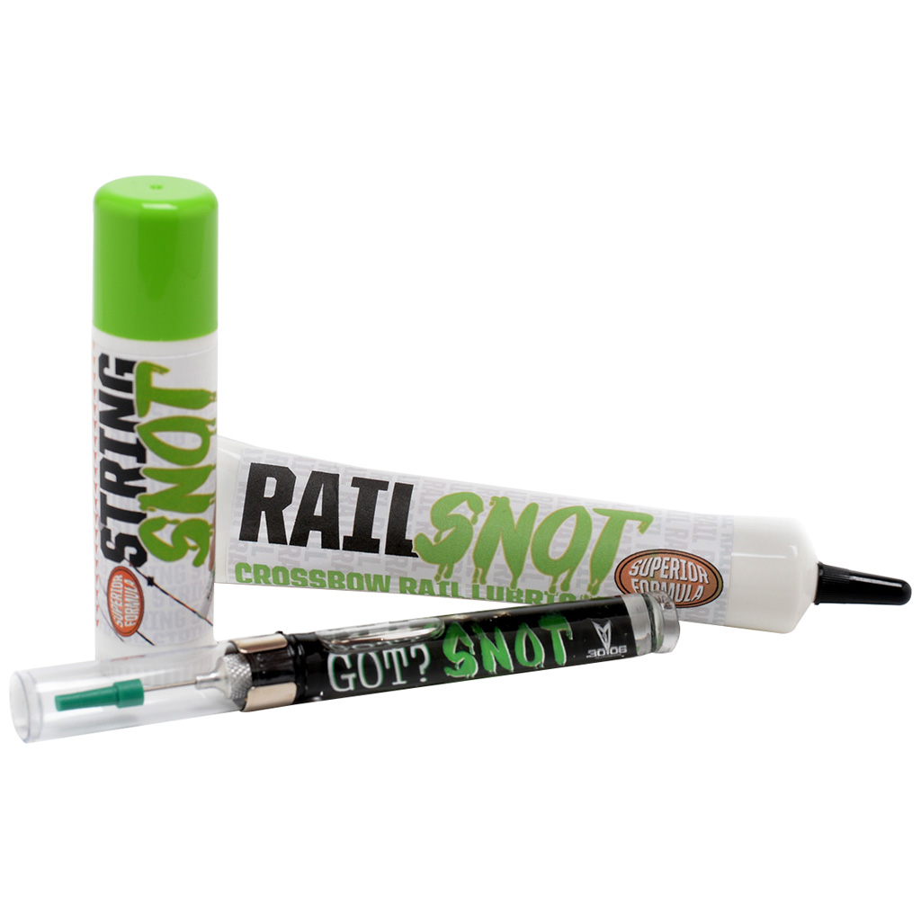 30-06 Crossbow Snot Lube Combo  <br>  3 pk.