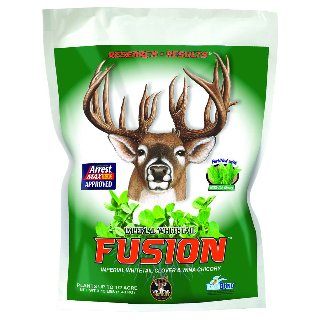 Whitetail Institute Fusion Seed  <br>  9.25 lb.
