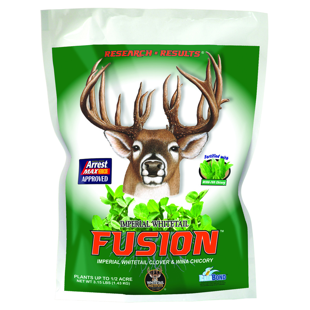 Whitetail Institute Fusion Seed  <br>  3.15 lb.