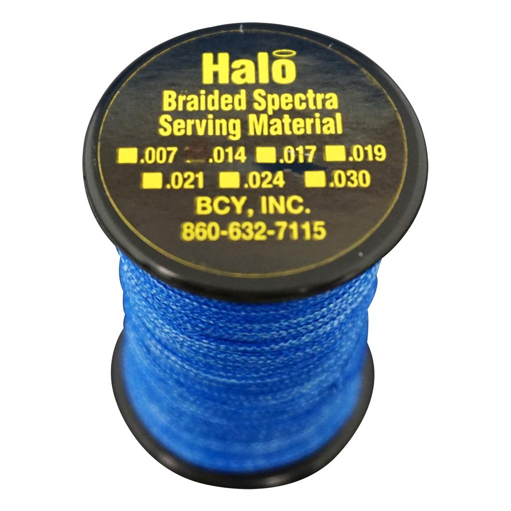 BCY Halo Serving  <br>  Royal Blue .014 120 yds.