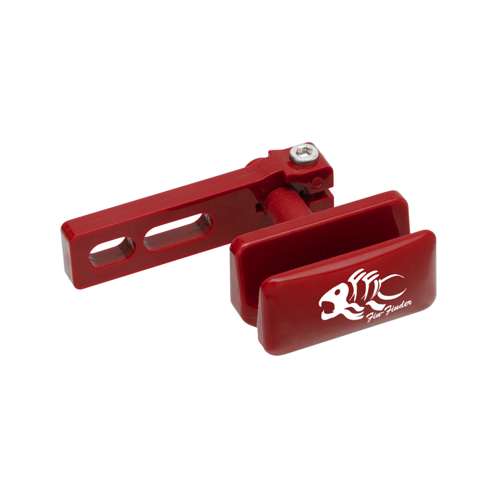 Fin Finder HydroGlide Rest  <br>  Red RH/LH