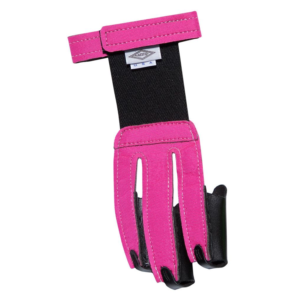 Neet FG-2N Shooting Glove  <br>  Neon Pink Small