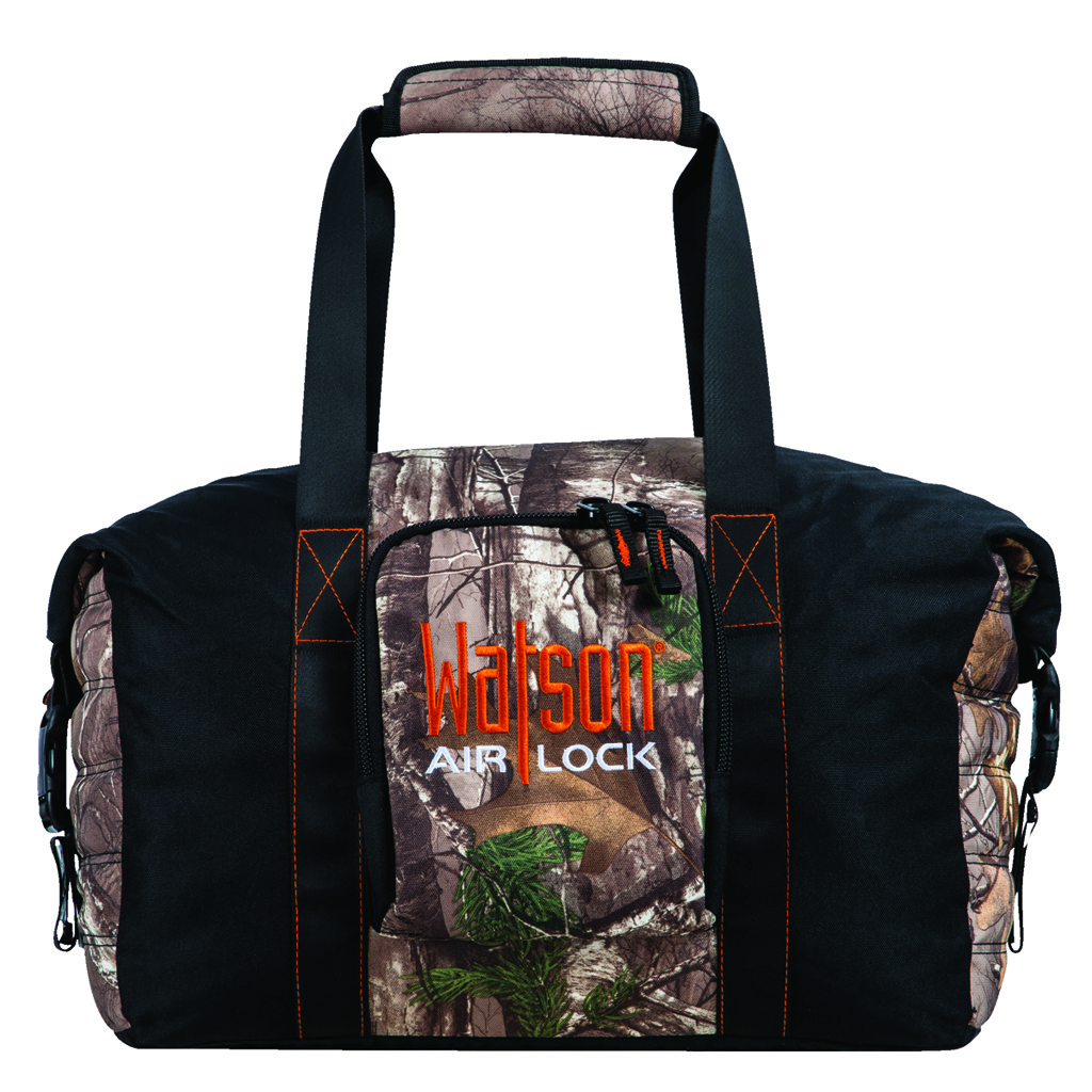 Watson Mini Camo Carrier  <br>  Orange/Realtree Xtra