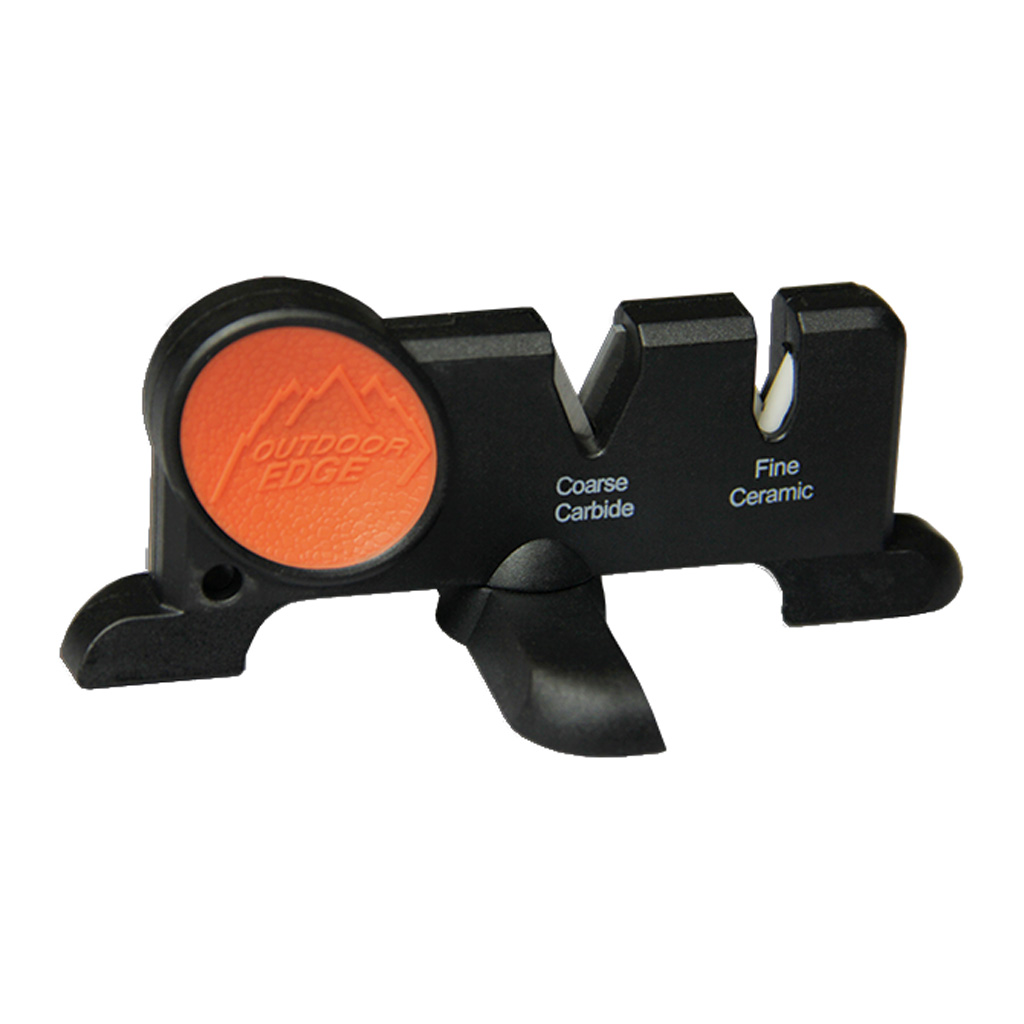 Outdoor Edge Sharp-X  <br>  Knife Sharpener Black