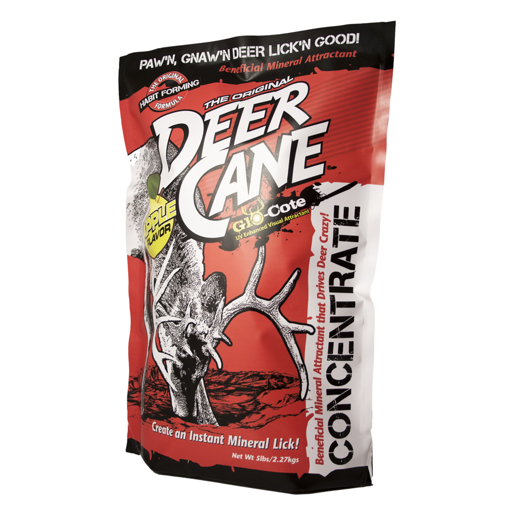 Evolved Deer Cane Attractant  <br>  Apple 5 lbs.