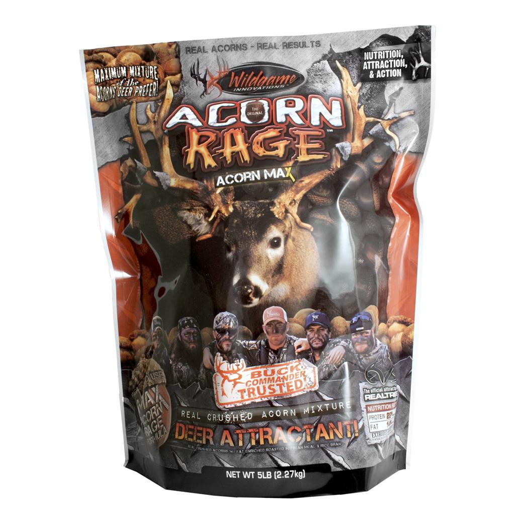 Wildgame Acorn Rage Attractant  <br>  5 lb.