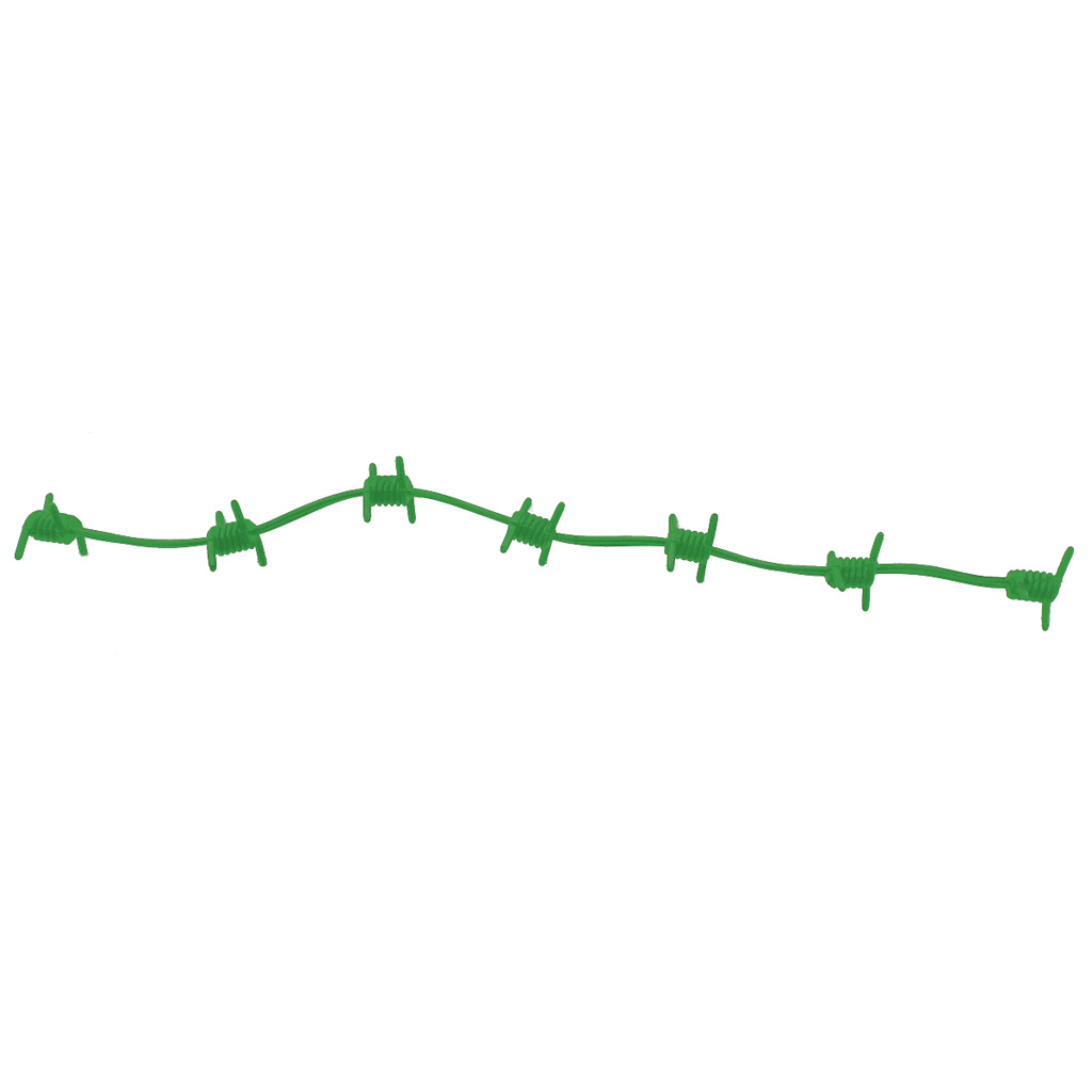 Outdoor Prostaff Wire Wrap  <br>  Silencers Green 6 pk.