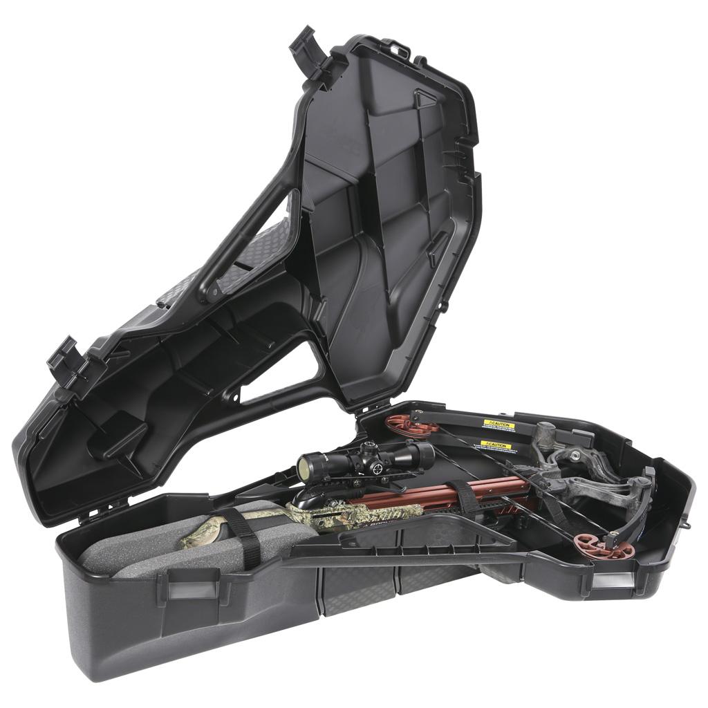 Plano Spire Crossbow Case  <br>  Compact Black
