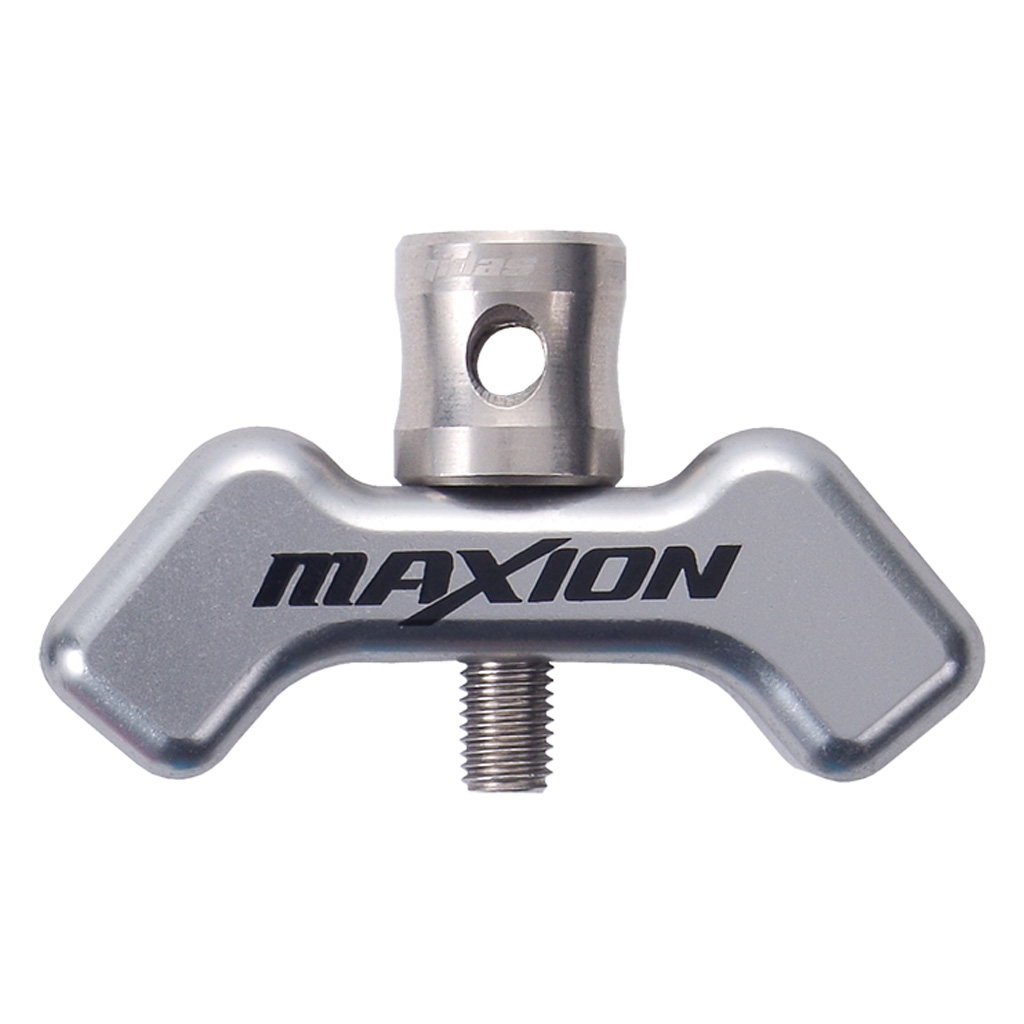 Cartel Maxion V-Bar  <br>  Silver