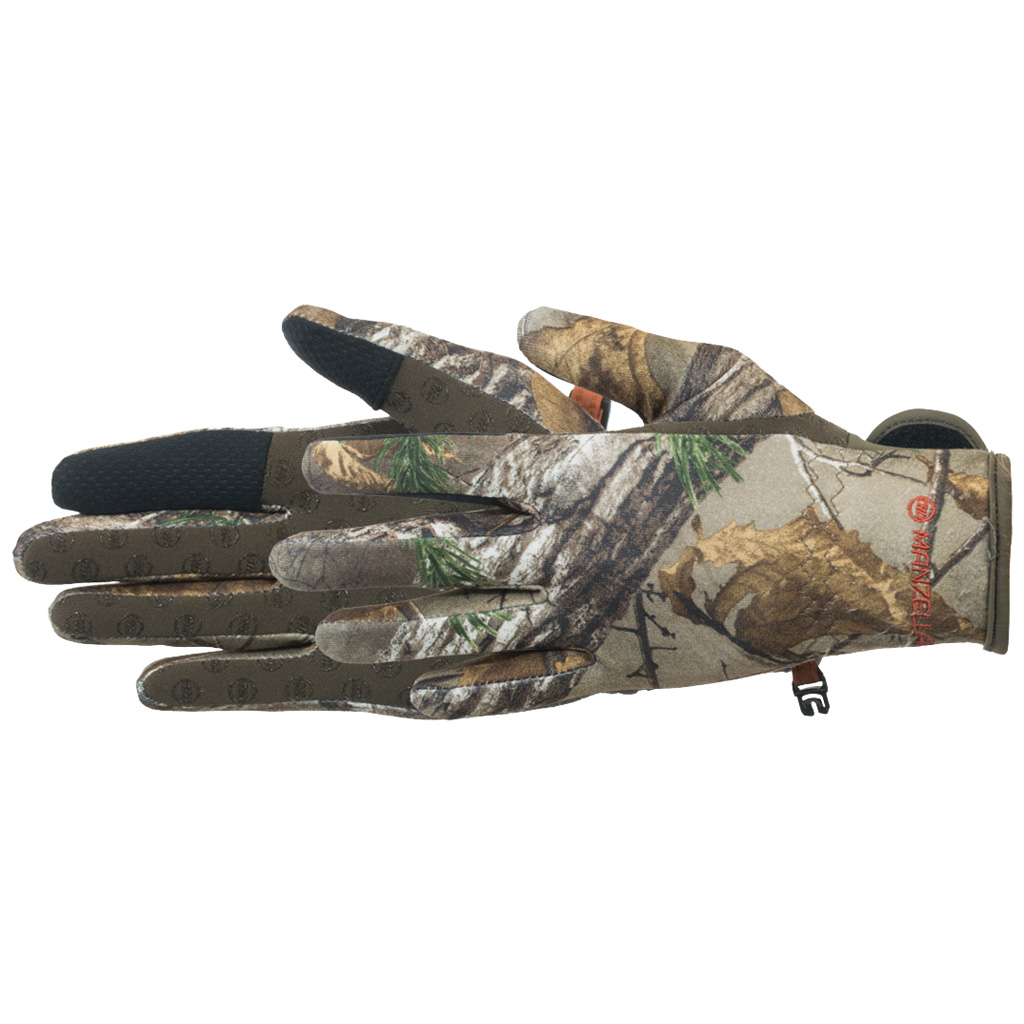 Manzella Bow Ranger Touch Tip Glove  <br>  Realtree Xtra X-Large
