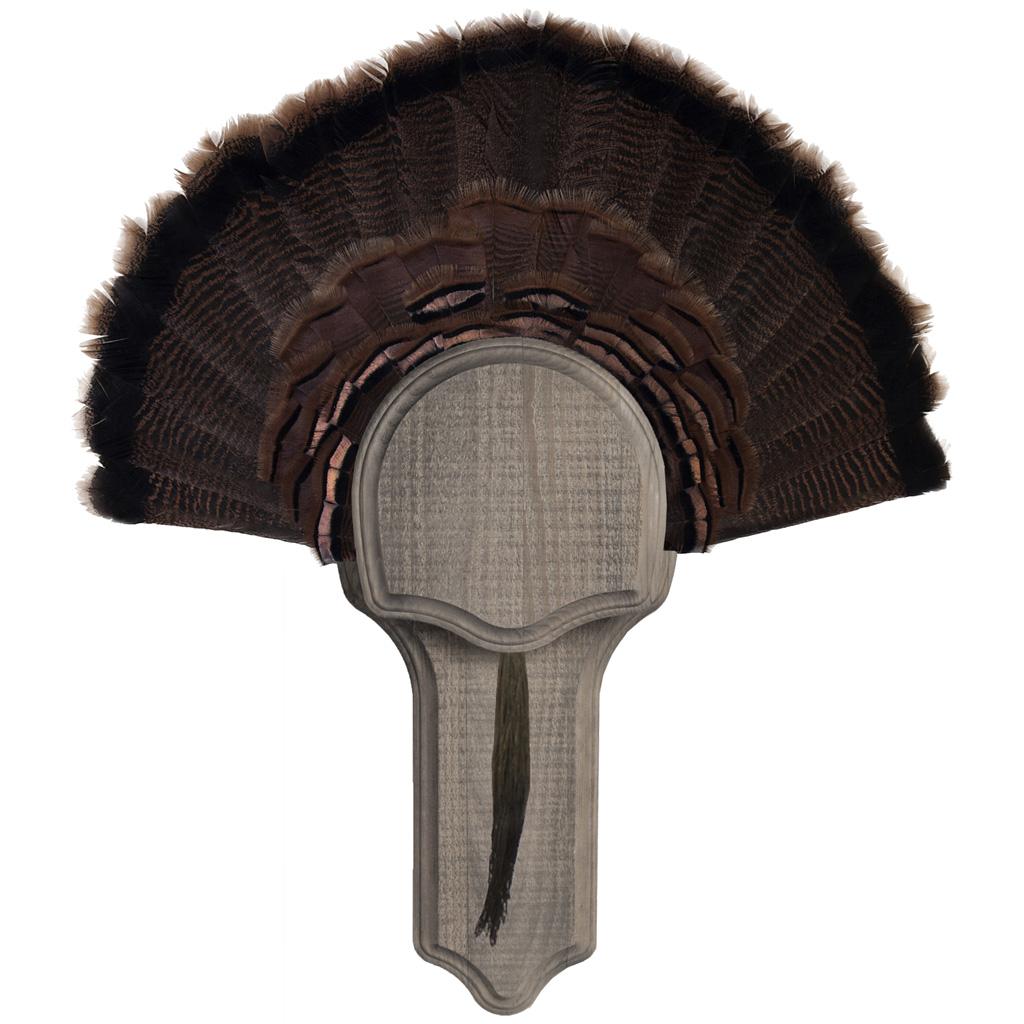Walnut Hollow Delux Turkey Display Kit  <br>  Rustic