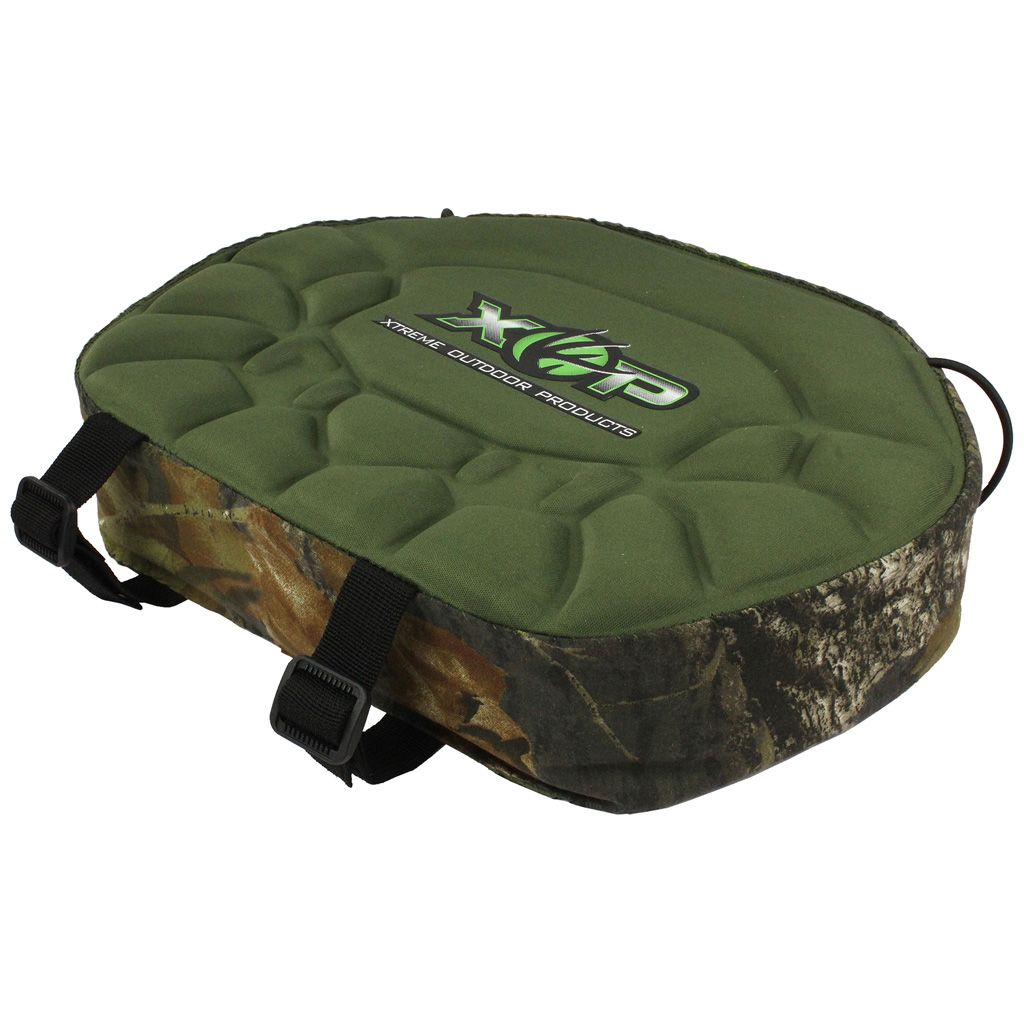XOP Deluxe Seat Cushion  <br>  Camoflage