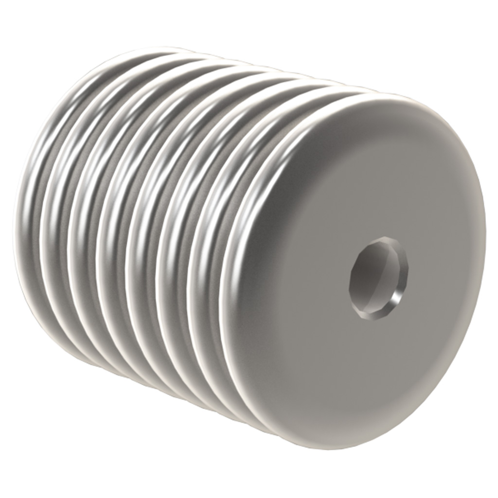 Bee Stinger Freestyle Weights  <br>  Stainless 8 oz.