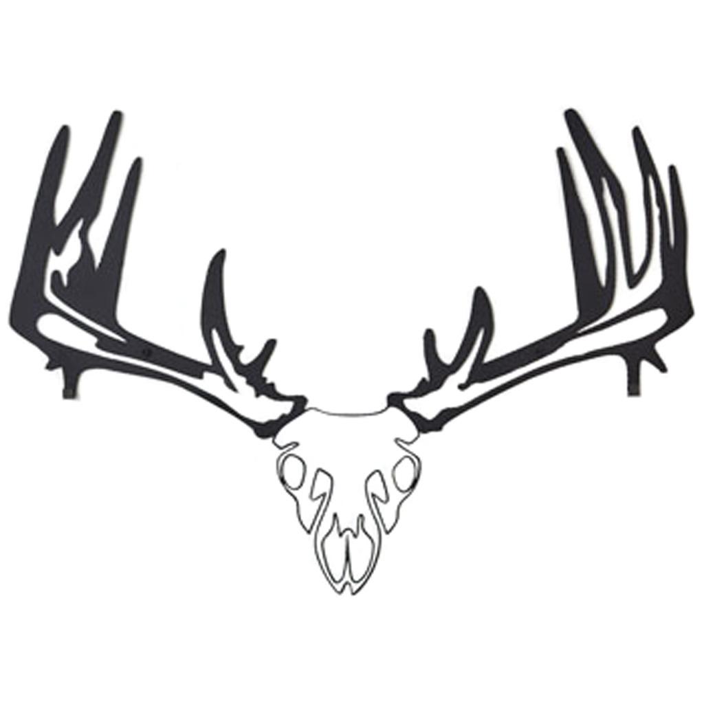 Raxx Bow Hanger  <br>  Whitetail Skull