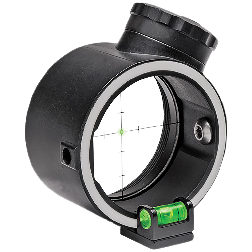 Apex Covert Pro Sight Aperture  <br>  Black Power Dot RH/LH