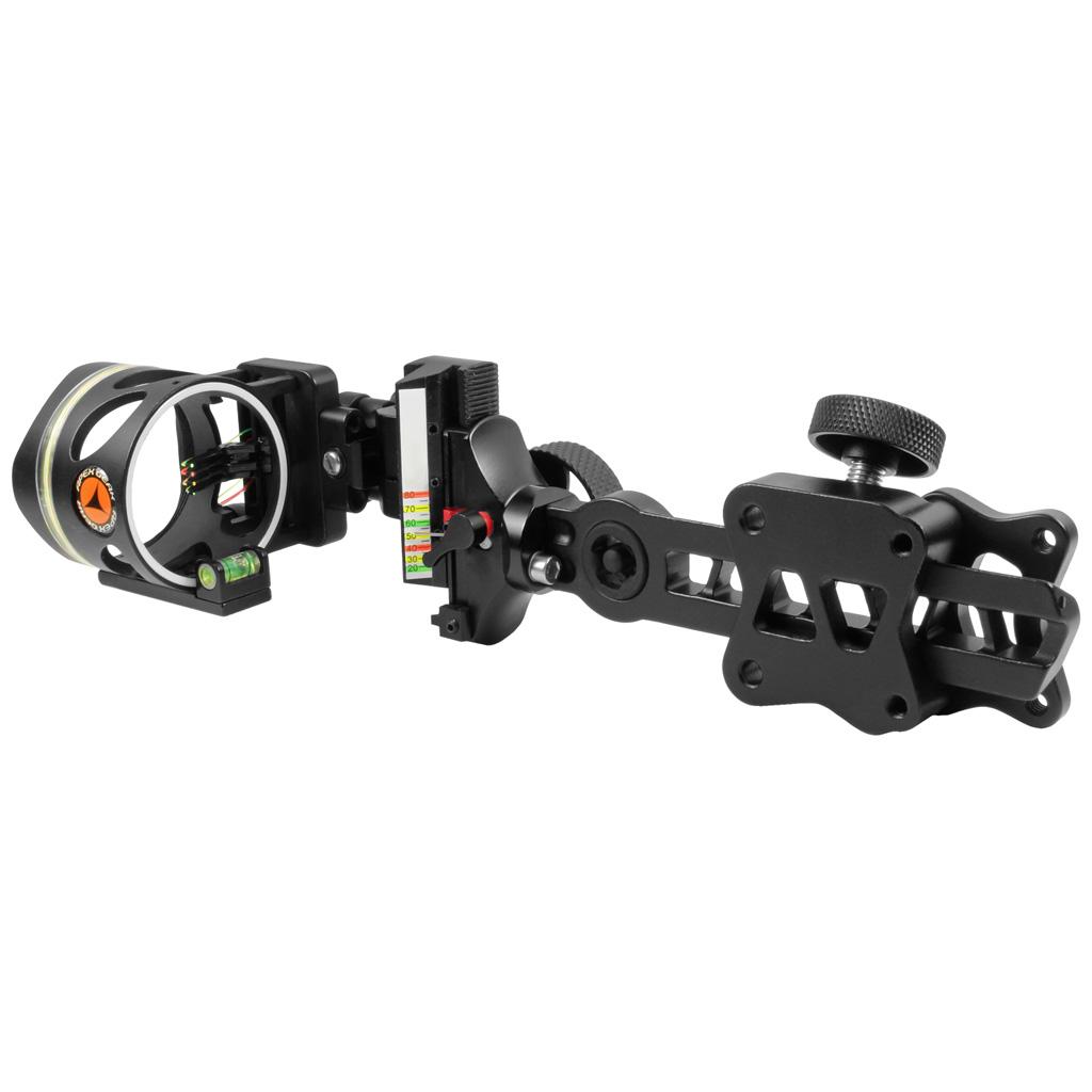 Apex Covert Dovetail Sight  <br>  Black 4 Pin .019 RH/LH