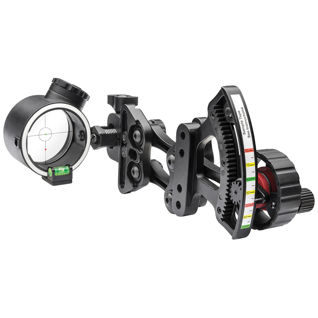 TruGlo Range Rover Pro Sight  <br>  Black Power 2 Dot RH/LH