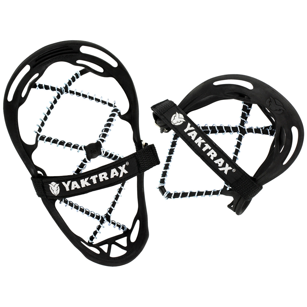 Yaktrax Pro Traction Cleats  <br>  Large