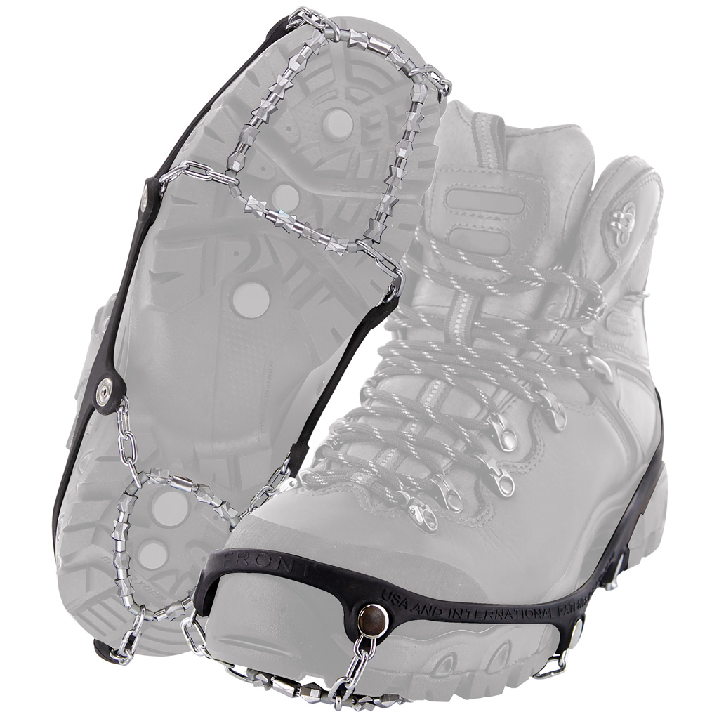 Yaktrax Diamond Grip Cleats  <br>  X-Large