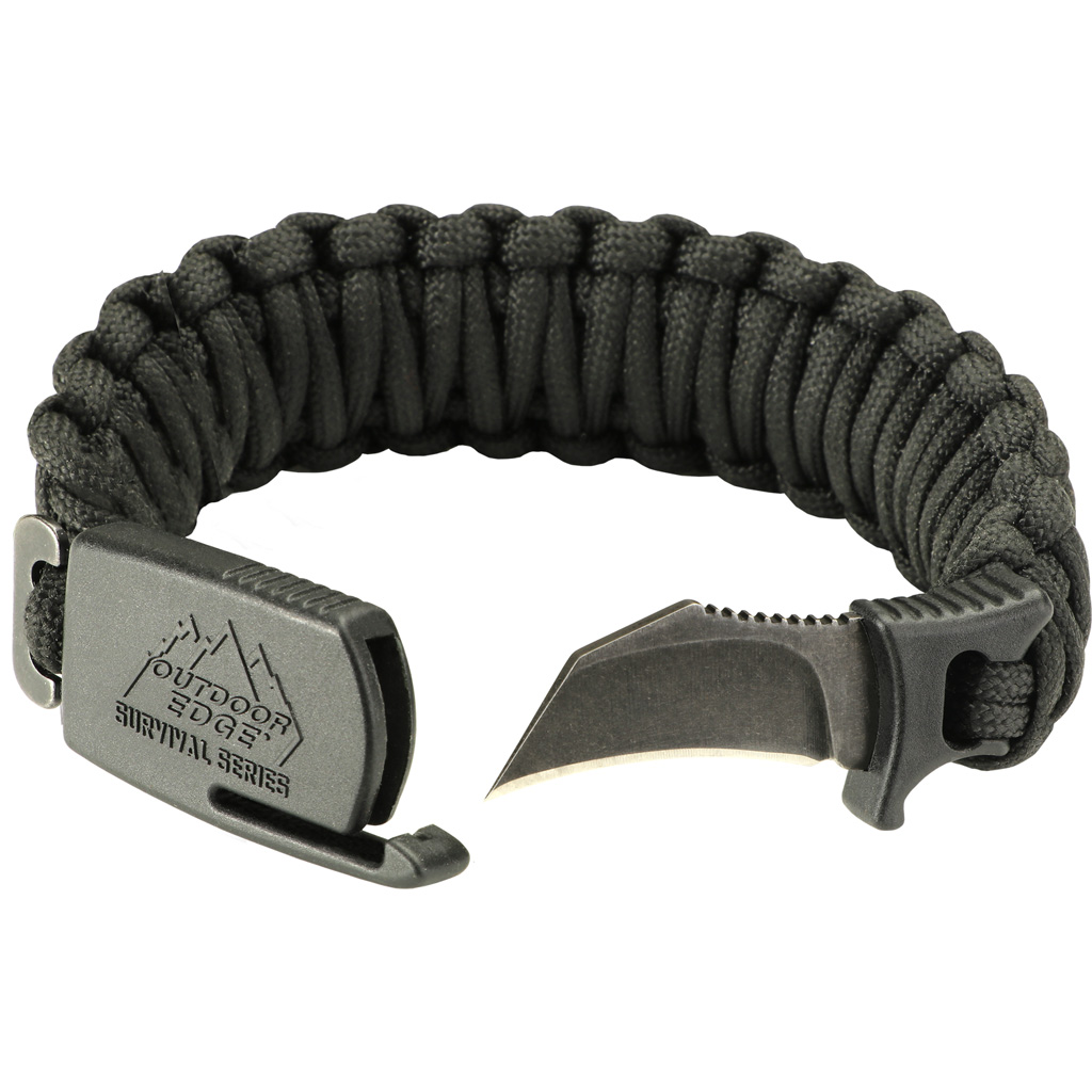Outdoor Edge Para-Claw  <br>  Black Medium