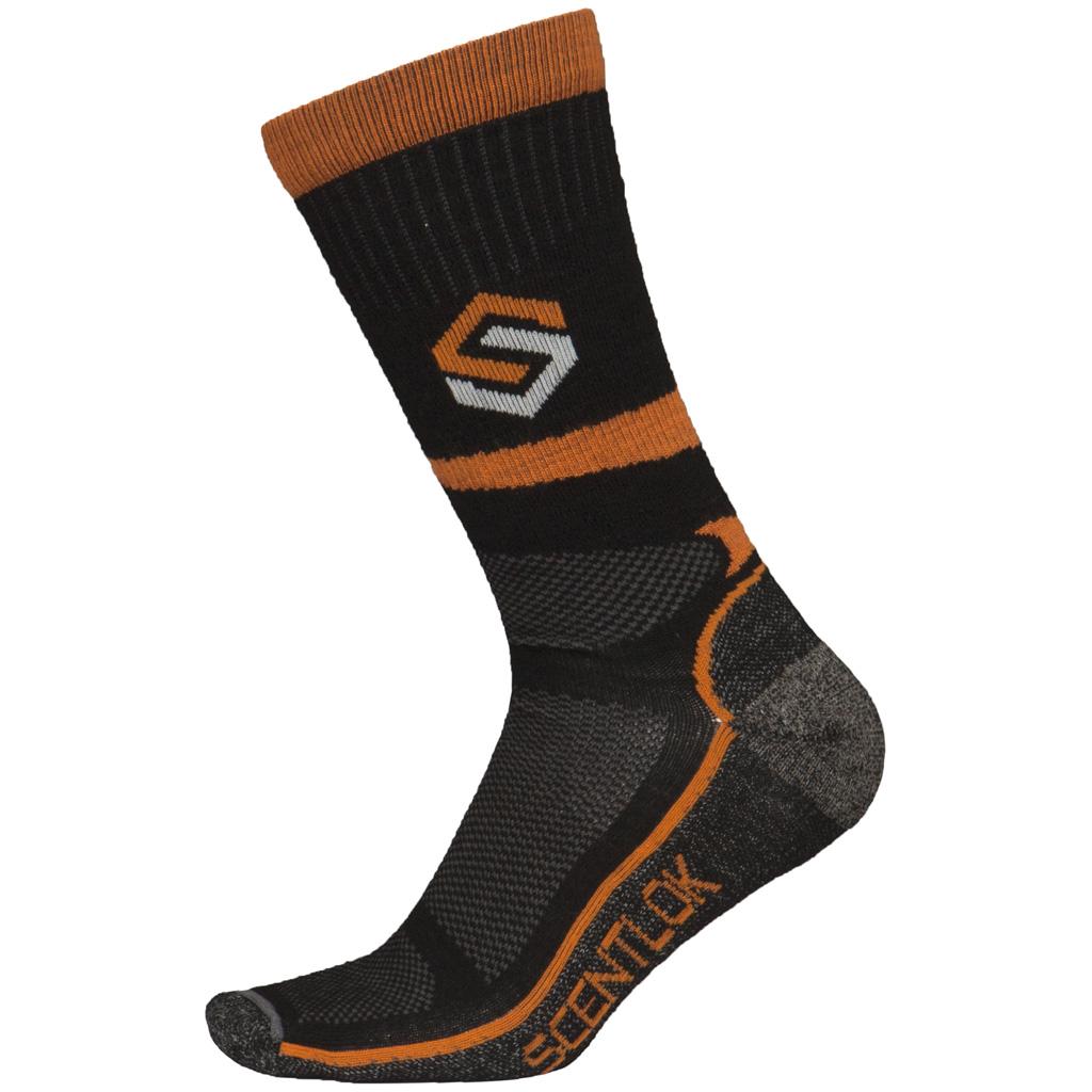 ScentLok UL Merino Sock  <br>  Charcoal Medium