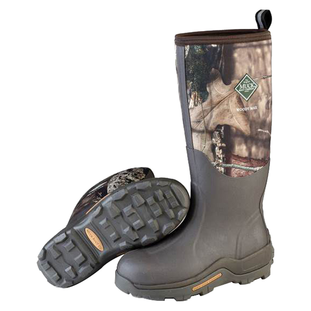 Muck Woody Max Boot  <br>  Mossy Oak Country 8