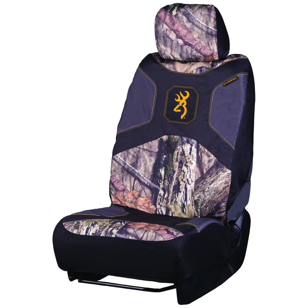 Browning Low Back Seat Cover  <br>  Mossy Oak Country