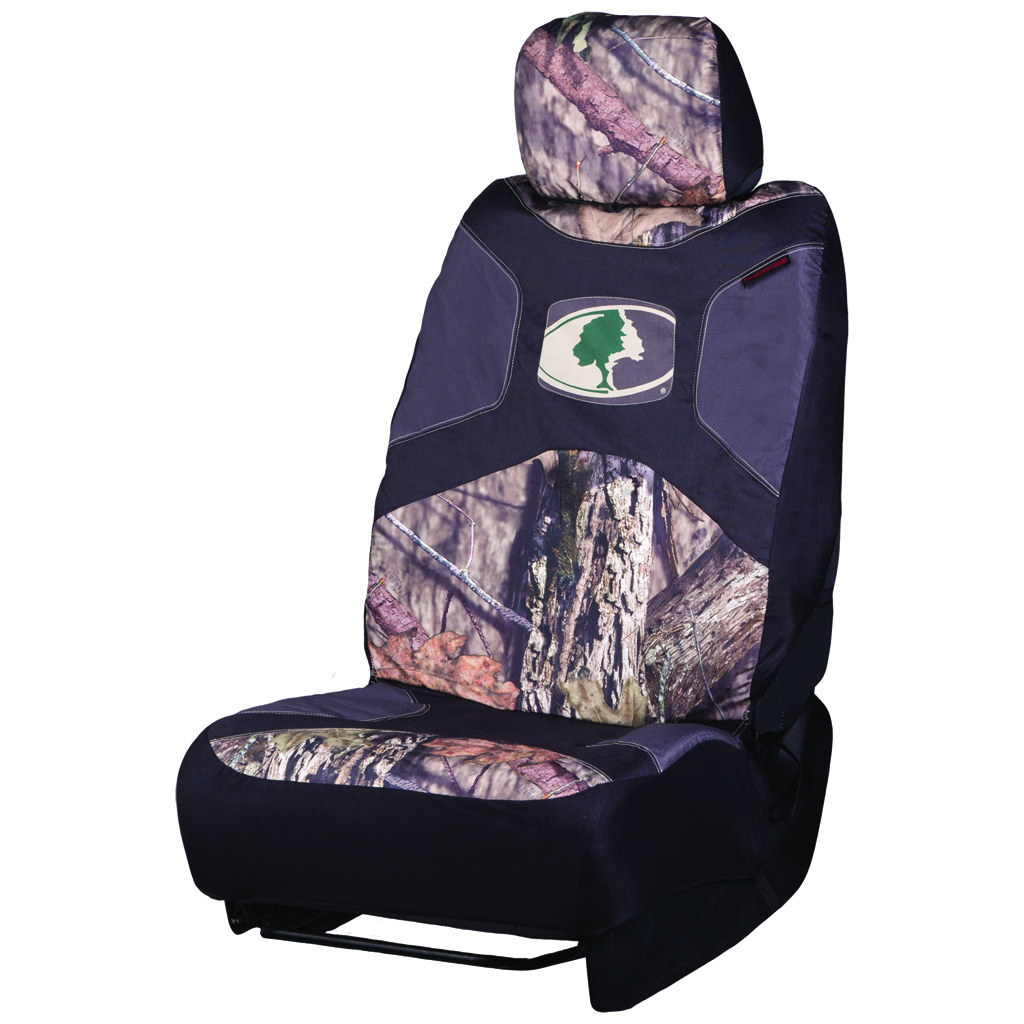 Mossy Oak Low Back Seat Cover  <br>  Mossy Oak Country