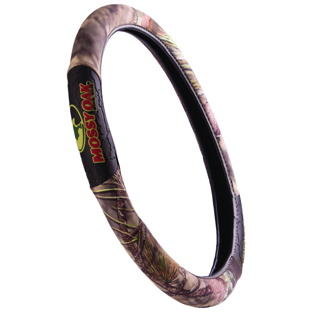 Mossy Oak Steering Wheel Cover  <br>  Mossy Oak Country