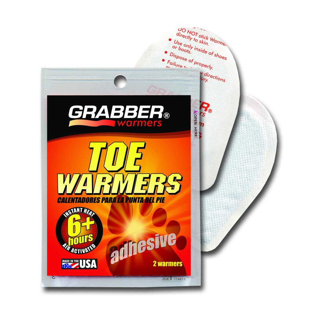 Grabber Toe Warmers  <br>  40 pr.