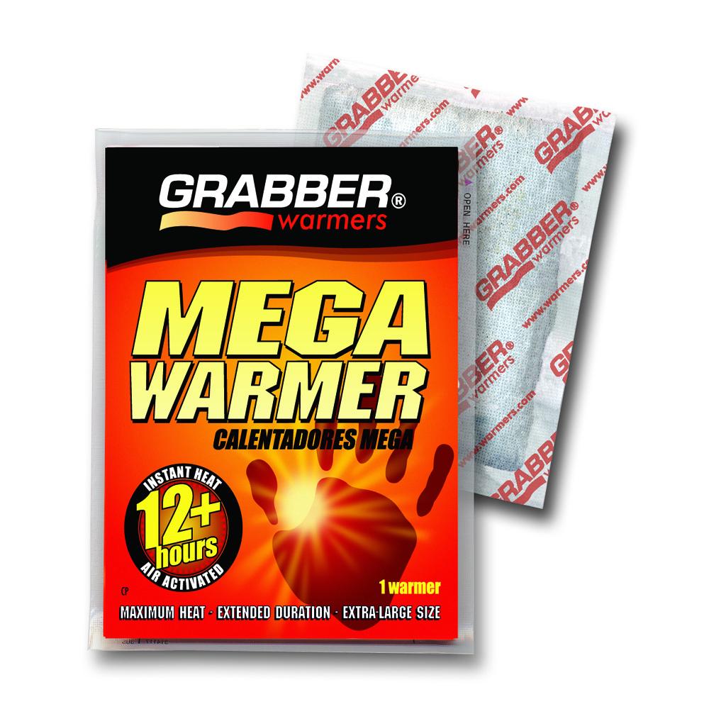 Grabber Mega Warmers 12 Hour  <br>  30 pk.